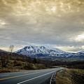 Volcanic Road by Michael Scott