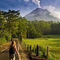 Volcano Path by Rikk Flohr