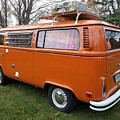 Volkswagen Bus T2 Westfalia by Mariel Mcmeeking