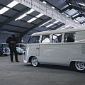 Volkswagen Microbus by Mariel Mcmeeking