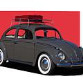 Volkswagen Vw Beetle by Nick Gray