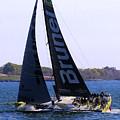 Volvo Ocean Race Team Brunel by Tom Prendergast