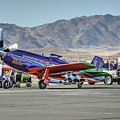 Voodoo Engine Start Sunday Gold Unlimited Reno Air Races by John King