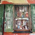 Voodoo Window by Merja Waters
