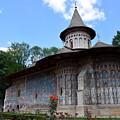 Voronet Monastery by Camelia C