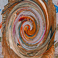 Vortex Abstract Art No. 15 by John R Bryant