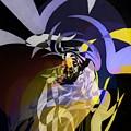 Vortice 3 by Philip Openshaw