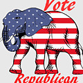 Vote Republican by Movie Poster Prints