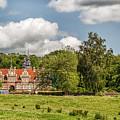 Vrams Gunnarstorp Castle by Antony McAulay