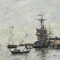 Vue De Venise by Mark Carlson