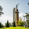 Vulcan Over Birmingham by Parker Cunningham