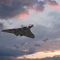 Vulcan Sunset by Roy Pedersen
