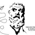 Vulcan's Airplane by Lori Earle