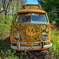 Vw Bus by Rick Berk
