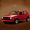 VW Golf GTI 1976 by Mark Rogan