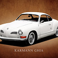 VW Karmann Ghia by Mark Rogan