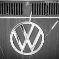 Vw Van Logo by Marilyn Hunt