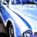 Vw Vintage Sports Car by Brian Raggatt
