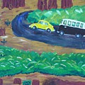 Vws In The Redwoods by Nancy Suiter