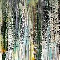 W73 - Raining Up by Kunst mit Herz Art with Heart