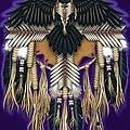 Waccamaw Raven Clan Logo by Stefan Duncan