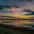 Wachusett Reservoir  by Ronald Raymond