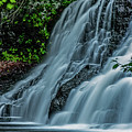 Wadsworth Falls 4 by Warren Towler