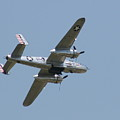 Wafb 09 B25 Mitchell Bomber 2 by David Dunham