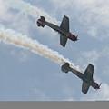 Wafb 09 Yak 52 Aerostar 7 by David Dunham