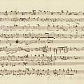 Wagner, Richard Autograph Working Drafts For Act I Of Der Fliegende Hollander by Wagner Richard
