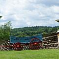 Wagon Hoa by Judy Carr