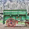Wagon by Mitch Cat