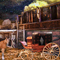 Wagon Repair by L Wright