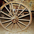 Wagon Wheel by D Hackett