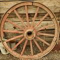 Wagon Wheel by Jeff Swan