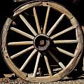 Wagon Wheel Texture by Kelley King
