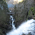 Wah Gwin Gwin Falls 1 by Ingrid Smith-Johnsen