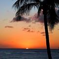 Waikiki Sunset by Dan Pyle