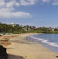 Wailea Beach by Greg Vaughn - Printscapes