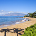 Wailea, Ulua Beach by Ron Dahlquist - Printscapes