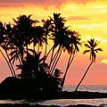 Wailua Bay, View by Bob Abraham - Printscapes