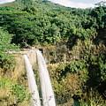 Wailua Falls by June Goggins