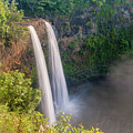 Wailua Falls - Kauai Hawaii by Brian Harig
