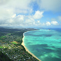 Waimanalo Bay by Kevin Smith
