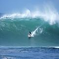 Waimea Bay Boomer by Kevin Smith