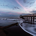 Waimea Pier by David Kulp