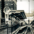 Waiting For The Blue Line by Joseph Hollingsworth