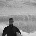 Waiting For The Perfect Wave by Staci-Jill Burnley