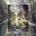 Waiting In The Snow by Debra and Dave Vanderlaan