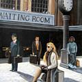 Waiting Room by Leonardo Ruggieri
